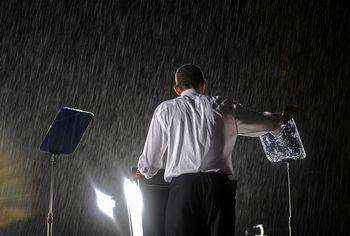 Obama rain 610x