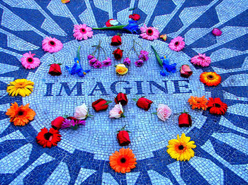 Story imaginepeace