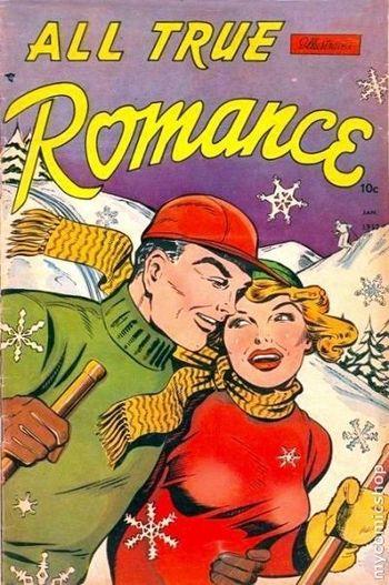 Romance comics 864571