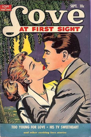 Romance comics LoveAtFirstSight11
