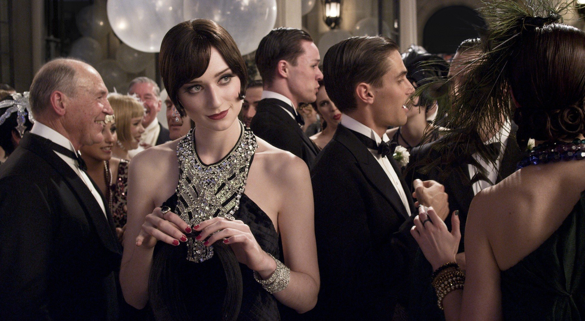 Were nick and jordan hookup in the great gatsby