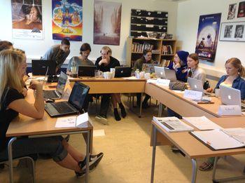 Classroom export