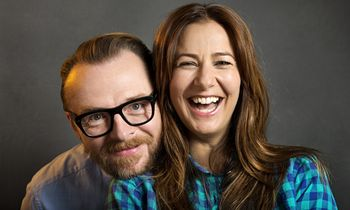 Man up Simon-Pegg-and-Tess-Morri-009