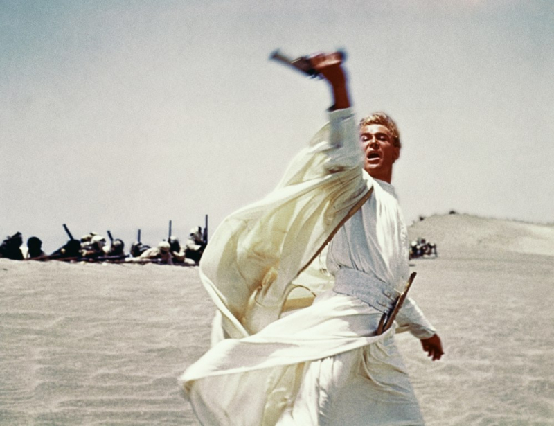 Roeg 1 lawrence of arabia