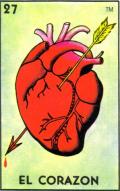 Lot corazon