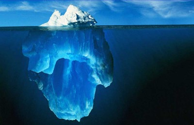 great ideas the iceberg approach to instant strategy i believe that they go to see what is above the water