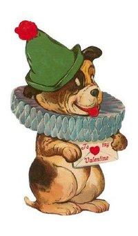 Valentinedogwithclownruffc10305285_1